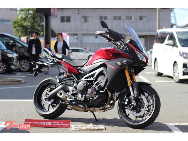 ヤマハ トレイサー900(MT-09トレイサー)の画像(福岡県