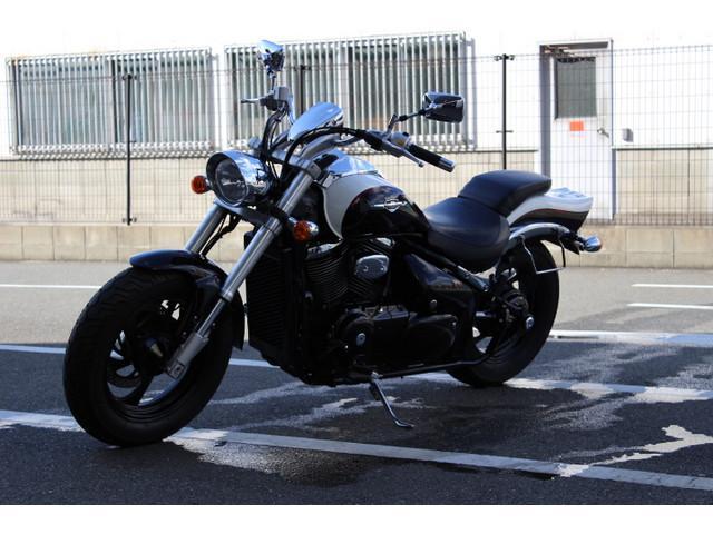 スズキ ブルバード400 インジェクション グーバイク鑑定車の画像(福岡県