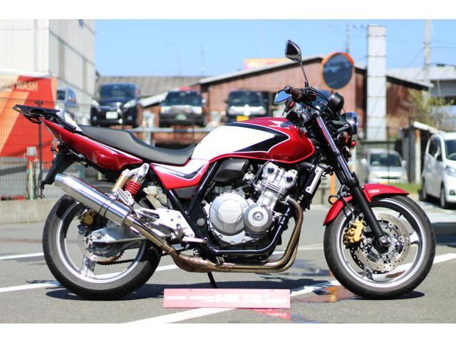 ホンダ CB400Super Four VTEC Revo WR'Sマフラーの画像(福岡県