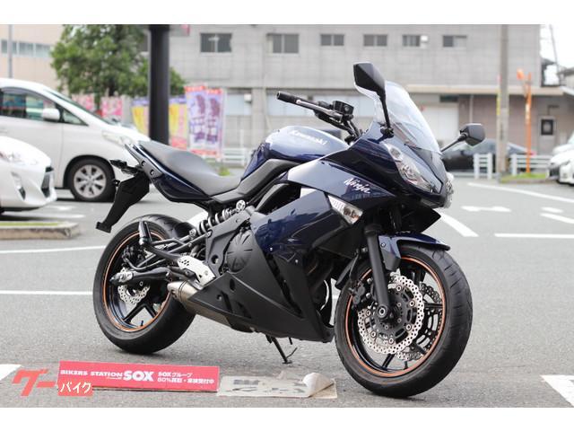 カワサキ Ninja 400R グーバイク鑑定車の画像(福岡県