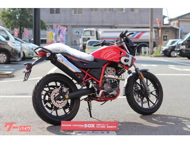 aprilia STXCafe125の画像(福岡県