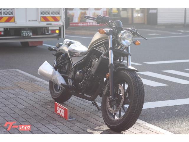 ホンダ レブル 2019年モデルの画像(福岡県