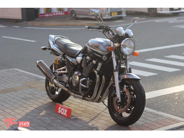 ヤマハ XJR1300 フェンダーレス マフラー メッシュホースの画像(福岡県