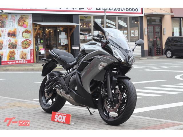 カワサキ Ninja 400 ノーマルの画像(福岡県