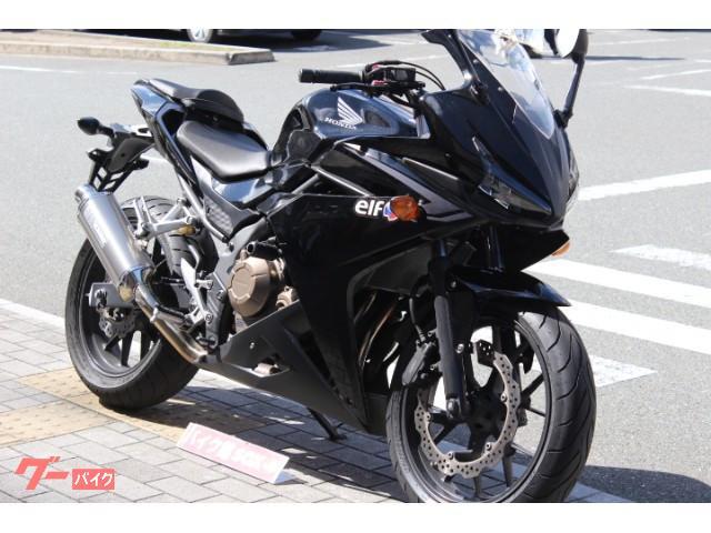 ホンダ CBR400R モリワキフルEXの画像(福岡県