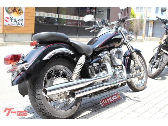 ヤマハ ドラッグスター250 2007年モデル ハンドルの画像(福岡県
