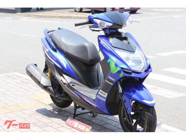 ヤマハ シグナスX SR 2018年モデル モビスターエディションの画像(福岡県