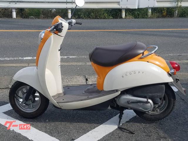 ホンダ クレアスクーピー 4サイクル メットインの画像(福岡県