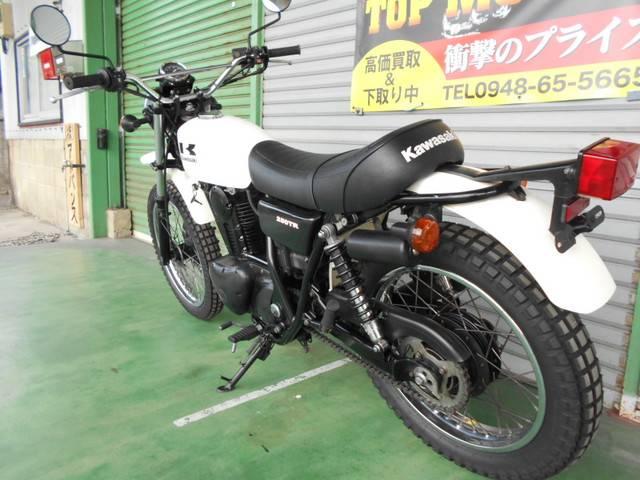 カワサキ 250TR  ノーマルの画像(福岡県