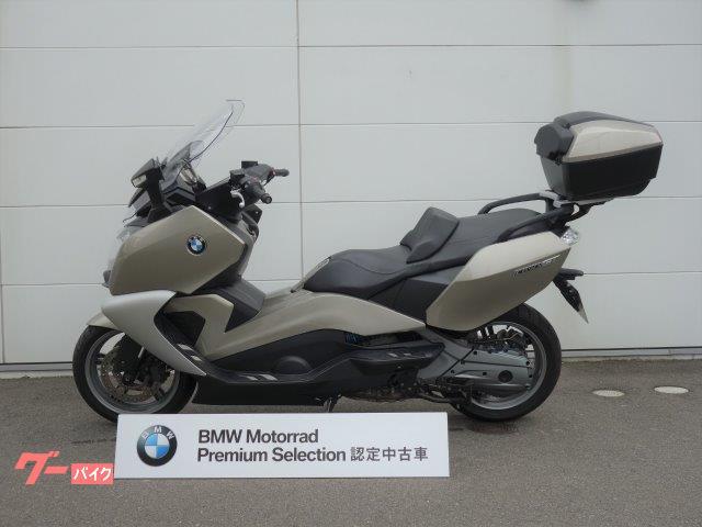 BMW C650GT 2013年モデル トップケース BMW認定中古車の画像(福岡県