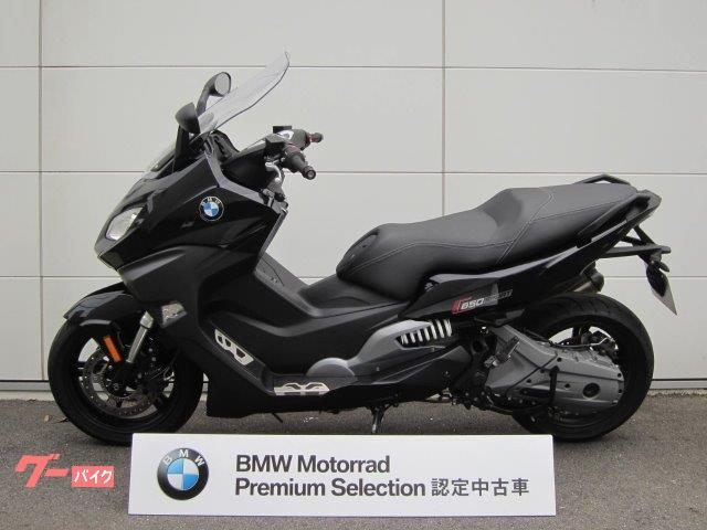BMW C650スポーツ 2017年モデル ASC装備 グリップ&シートヒーター BMW認定中古車 スペアキー&取説ありの画像(福岡県
