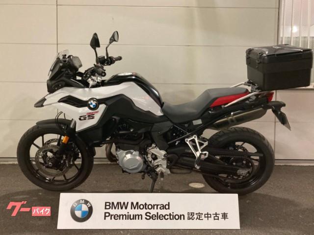 BMW F750GS スタンダード 2019年モデル トップケース ETC2.0 シート高770mm DTC BMW認定中古車の画像(福岡県