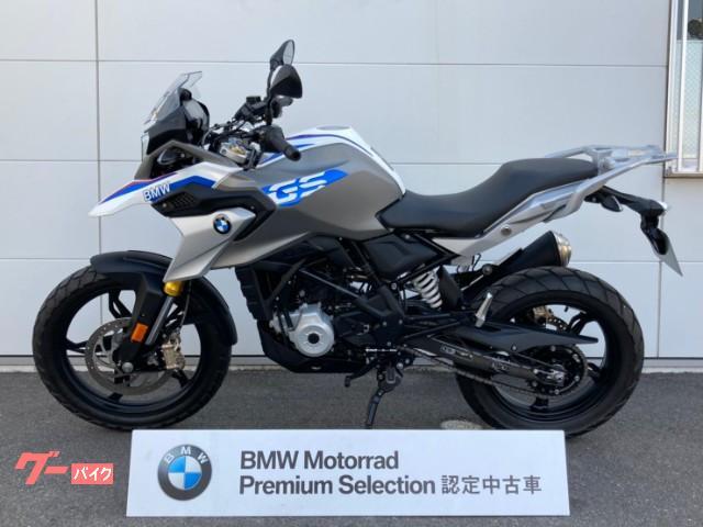 BMW G310GS 2018年モデル ETC 12V電源&USBポート BMW認定中古車 スペアキー&取説ありの画像(福岡県
