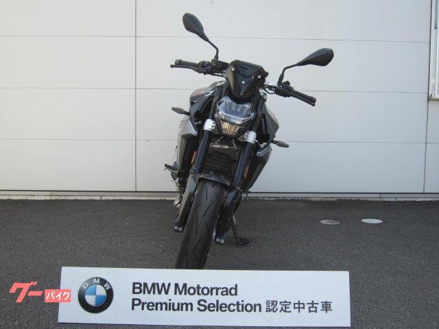 BMW F900R プレミアムライン 2020モデル ETC アダプティブヘッドライト キーレスライド BMW認定中古車 スペアキー&取説の画像(福岡県
