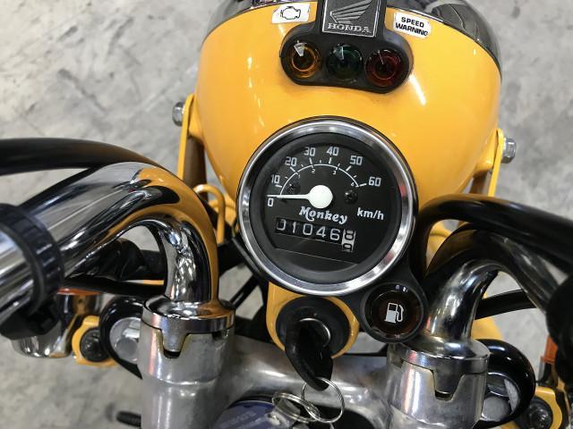 ホンダ モンキー インジェクション ワンオーナー グーバイク鑑定車の画像(福岡県