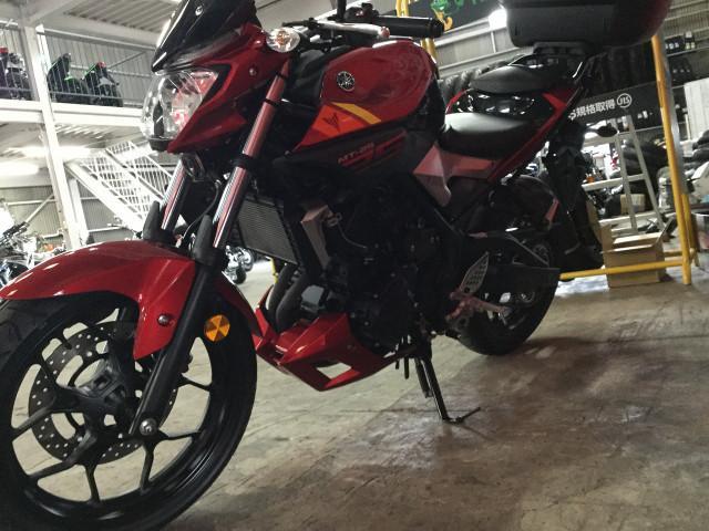 ヤマハ MT-25 ワンオーナー グーバイク鑑定車の画像(福岡県