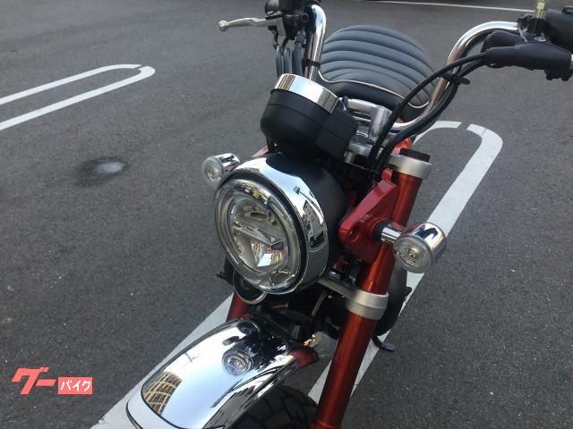 ホンダ モンキー125 新車の画像(福岡県