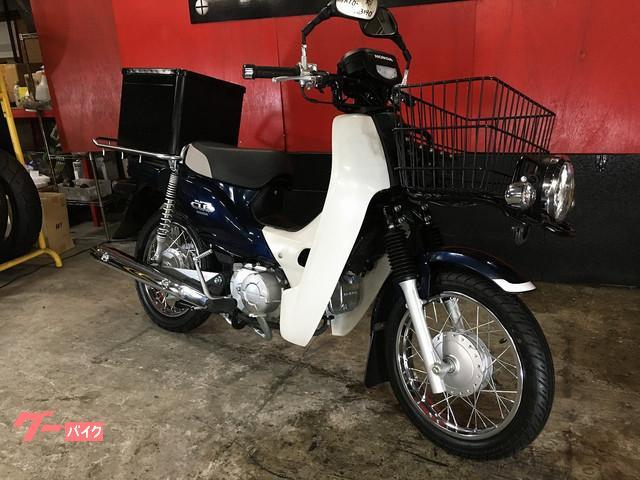 ホンダ スーパーカブ110プロ ワンオーナー JA10型 リアカンカンの画像(福岡県