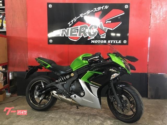 Ninja 400SE ハンドルバー トップブリッジ
