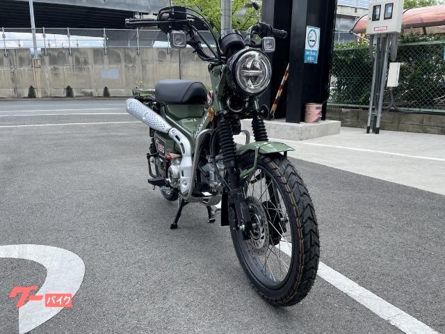 ホンダ CT125ハンターカブ ABS 新車 インポート MLHJA55の画像(福岡県