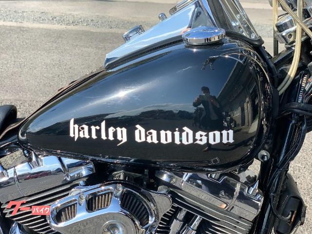 HARLEY-DAVIDSON FLSTF ファットボーイの画像(鹿児島県