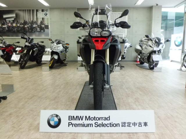 BMW F800GSアドベンチャー グーバイク鑑定車の画像(福岡県