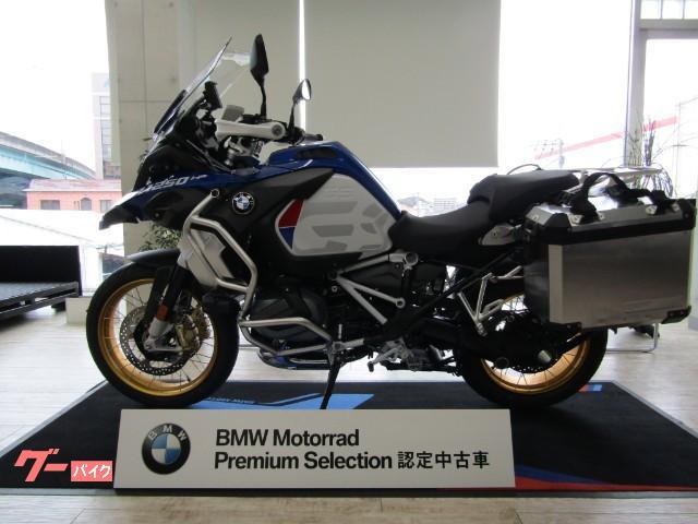 BMW R1250GS Adventure ワンオーナー 認定中古車 2020年11月登録の画像(福岡県
