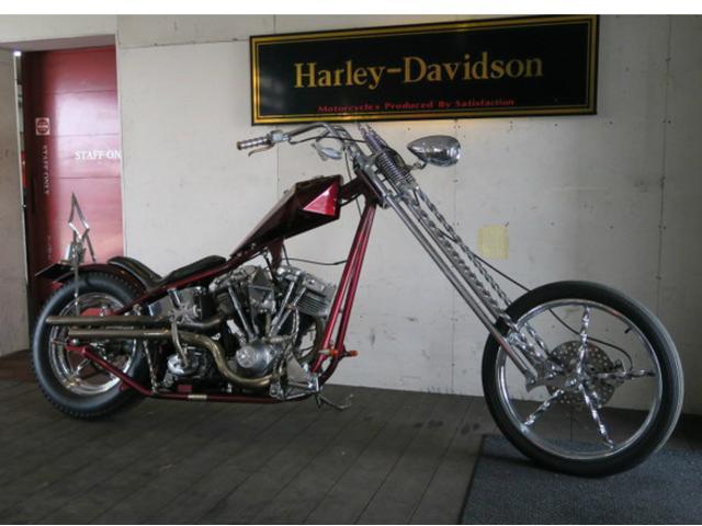 HARLEY-DAVIDSON FLH1200の画像(大分県