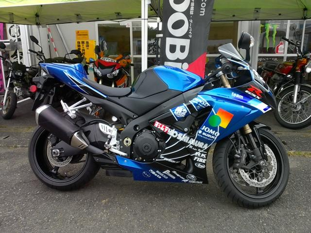 スズキ GSX-R1000 K8モデルの画像(宮崎県
