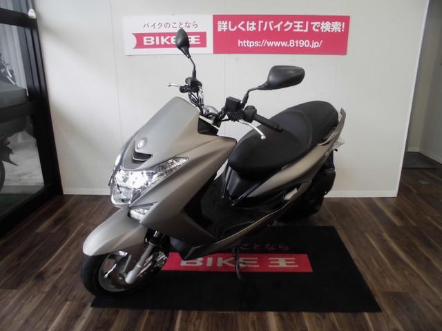 ヤマハ マジェスティS  マットグレー SG28Jモデルの画像(福岡県