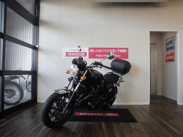ホンダ CB1100 エンジンスライダー リヤキャリヤ リアボックス付きの画像(福岡県