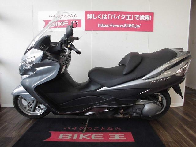 スズキ スカイウェイブ250 リモコンキー装備  CJ44Aモデルの画像(福岡県