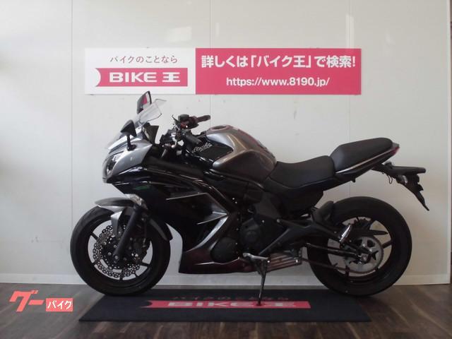カワサキ Ninja 400 USBソケット スマフォフォルダー グーバイク鑑定車の画像(福岡県