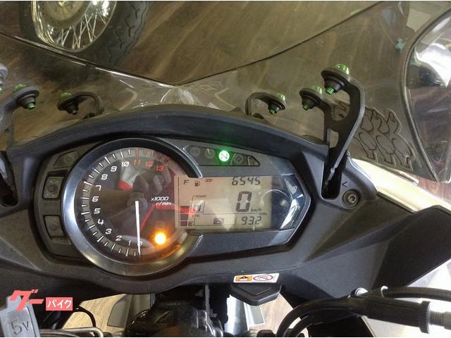 カワサキ Ninja 1000 ABS ノジママフラー ゼログラスクリーンの画像(福岡県