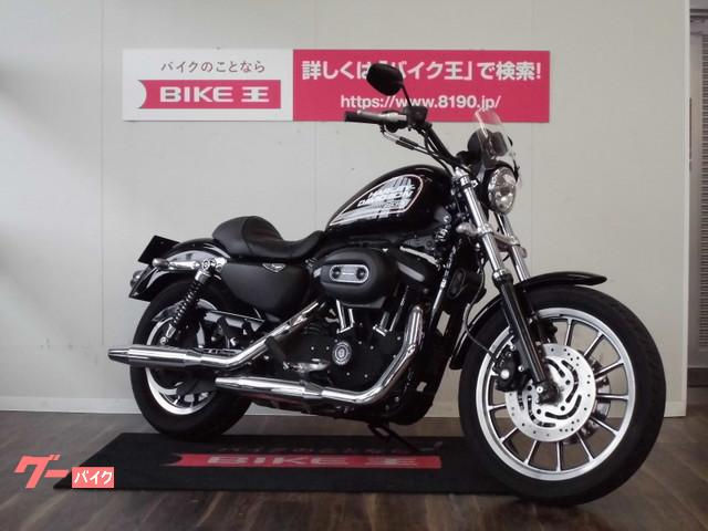 HARLEY-DAVIDSON XL883R インジェクション K&Hシート LEDテールランプ等カスタムの画像(福岡県