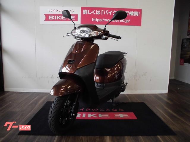ホンダ タクト アイドリングストップ機能付 フルノーマルの画像(福岡県