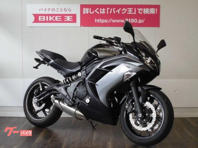 カワサキ Ninja 400  フェンダーレス  グリップヒーター マルチバー付きの画像(福岡県