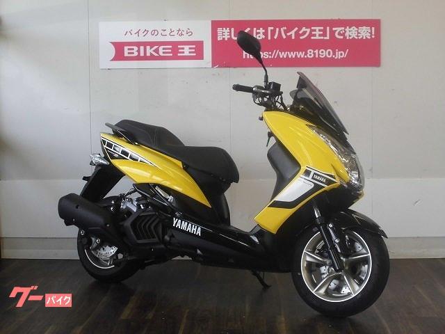 ヤマハ マジェスティS SG28J型 カスタムスクリーン スマホフォルダー付きの画像(福岡県