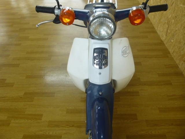 ホンダ スーパーカブ50 FI キック式の画像(宮崎県