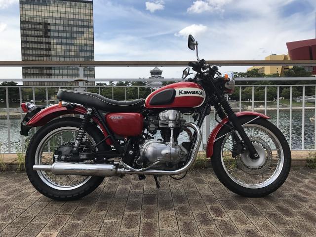 カワサキ W400の画像(福岡県