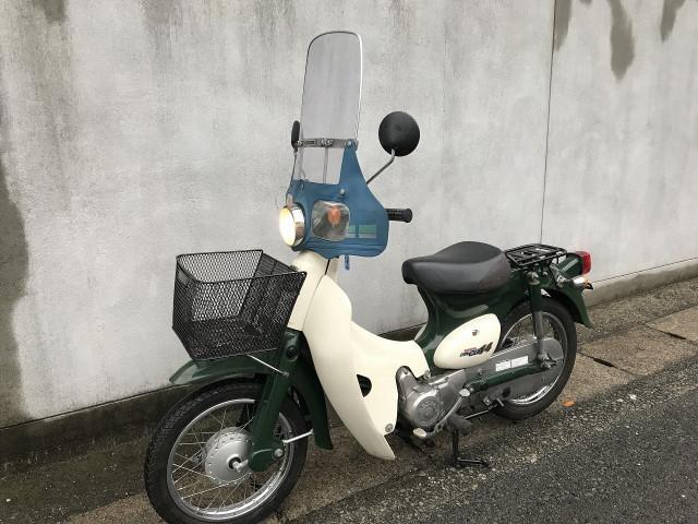 ホンダ リトルカブの画像(福岡県