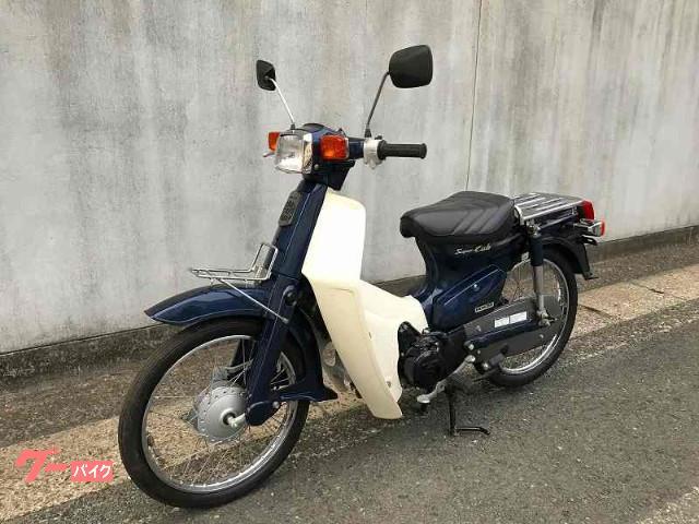 ホンダ スーパーカブ50カスタムの画像(福岡県