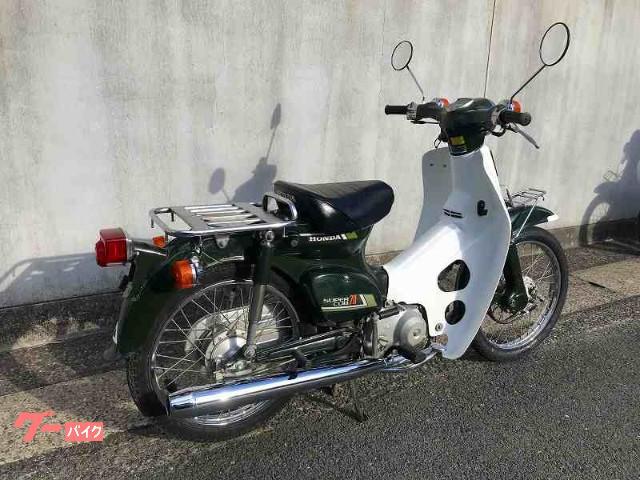 ホンダ スーパーカブC70の画像(福岡県