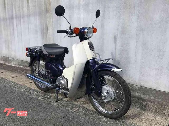 ホンダ スーパーカブ90DXの画像(福岡県