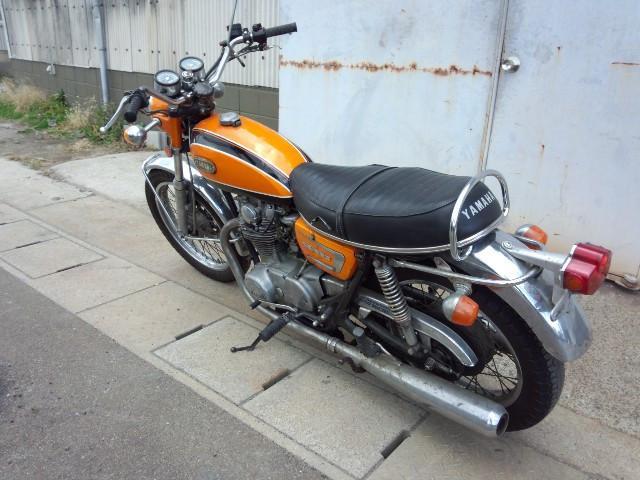 ヤマハ XS650の画像(福岡県