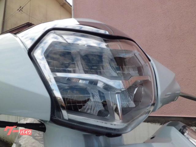 ホンダ リード125 LEDヘッドライト コンビブレーキ アルミホイールの画像(鹿児島県
