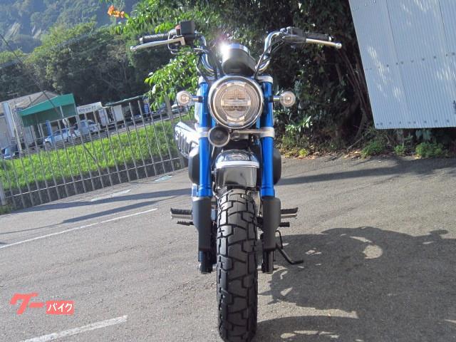 ホンダ モンキー125の画像(鹿児島県
