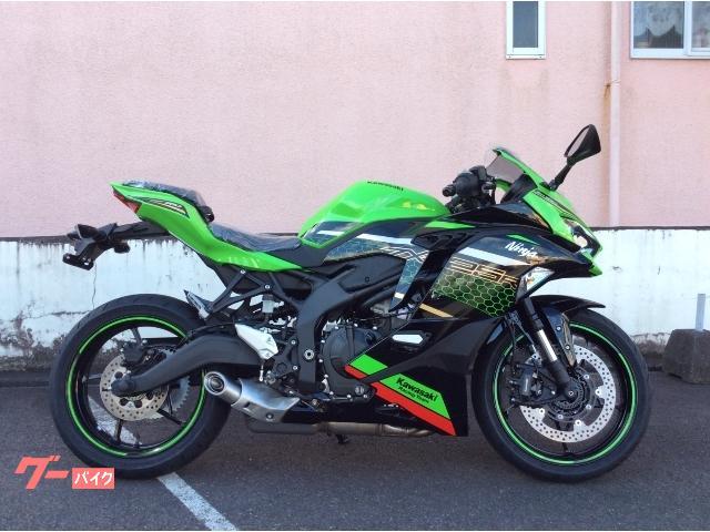 Ninja ZX−25R SE KRT EDITION グーバイク鑑定車