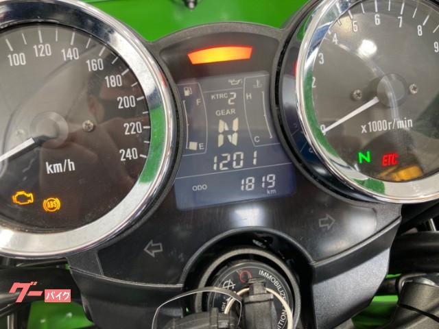 カワサキ Z900RSカフェ 2020年モデル ETC2.0 ビキニカウル スペアキーの画像(福岡県