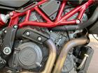 INDIAN FTR1200 S 2019年モデル アクラポサイレンサー トラコン スリッパークラッチ タッチパネルメーター スペアキーありの画像(山口県